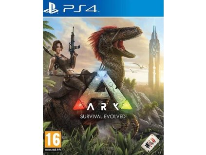 PS4 ARK Survival Evolved