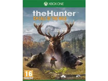 XONE The Hunter Call of the Wild