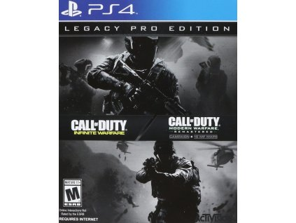PS4 Call of Duty Infinite Warfare Legacy Pro Edition Steelbook