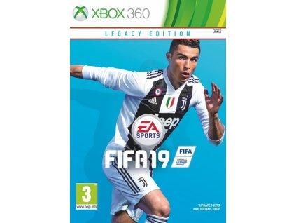 X360 FIFA 19 Legacy Edition
