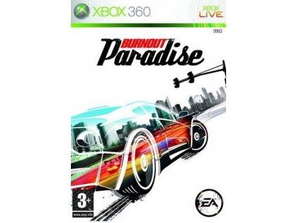 X360 Burnout Paradise
