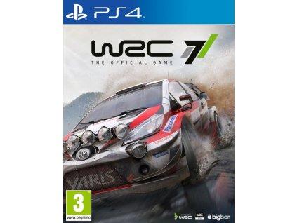PS4 WRC 7 N