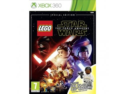 pc and video games games xbox one lego star wars the force awakens special edition finn figure 6