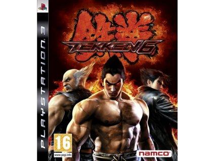 PS3 Tekken 6 Nové