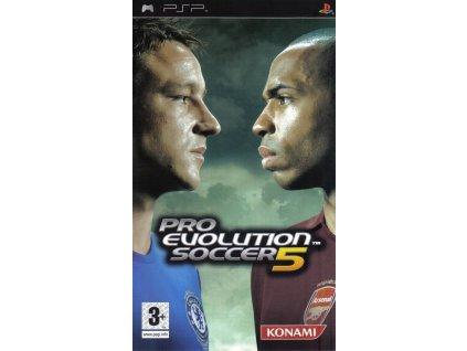 PSP Pro Evolution Soccer 5