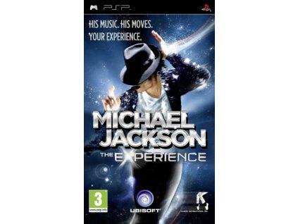 PSP Michael Jackson The Experience