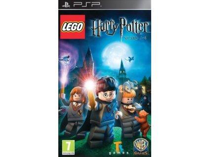PSP Lego Harry Potter Years 1-4