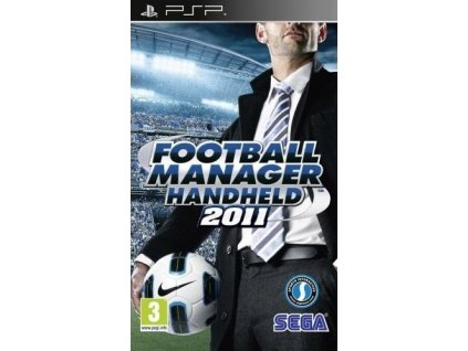 PSP Football Manager Handheld 2011