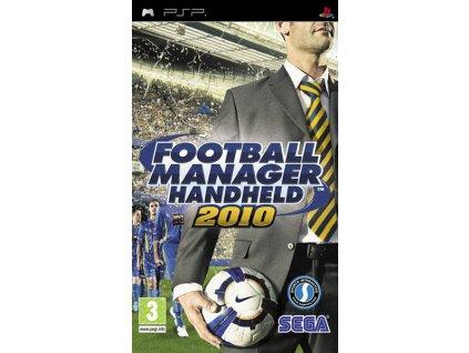 football manager 2010 handheld psp 1