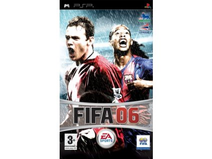 PSP FIFA 06