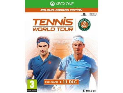 XONE Tennis World Tour Roland Garros Edition