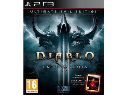 PS3 Diablo 3 Reaper of Souls Ultimate Evil Edition