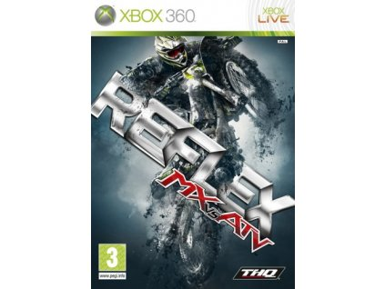vyr 852MX vs ATV Reflex XBox 360