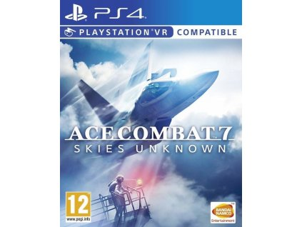 PS4 Ace Combat 7 Skies Unknown Nové