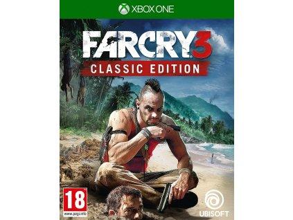 XONE Far Cry 3 Classic Edition