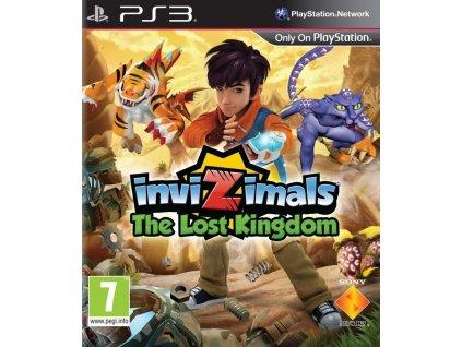 PS3 Invizimals The Lost Kingdom