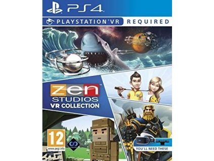 PS4 Zen Studios VR Collection