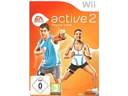 ea sports active 2 jenom hra wii