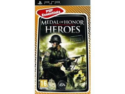 PSP Medal of Honor Heroes