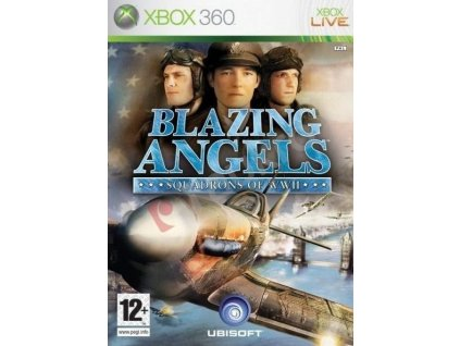 X360 Blazing Angels Squadrons of WWII