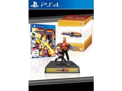 PS4 Naruto to Boruto Shinobi Striker Collectors Edition