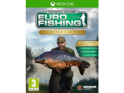 euro fishing collector s edition xone