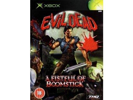 evil dead a fistful of boomstick xbox