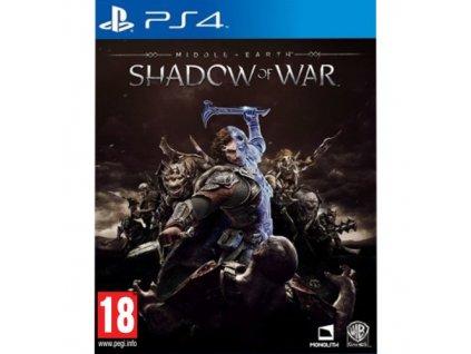 srodziemie cien wojny middle earth shadow of war ps4