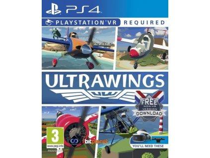 PS4 Ultrawings Nové