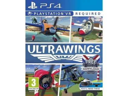 PS4 Ultrawings