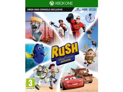 XONE Rush A Disney Pixar Adventure