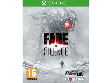 XONE Fade to Silence