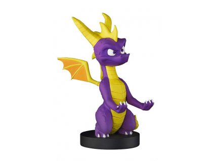 spyro the dragon 8 cable guy phone and controller holder 1