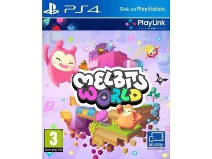 PS4 Melbits World