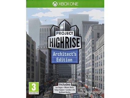 XONE Project Highrise Architects Edition