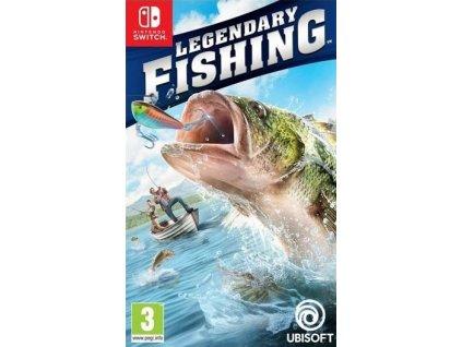 Switch Legendary Fishing