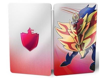 gamerzlounge switch pokemon shield nintendo steelbook