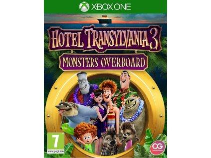 XONE Hotel Transylvania 3 Monsters Overboard