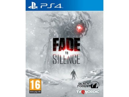 PS4 Fade to Silence