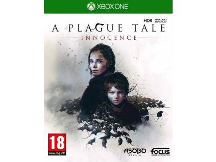 XONE A Plague Tale Innocence
