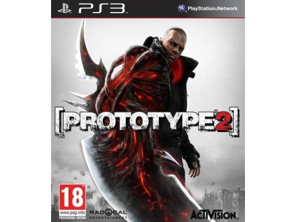 PS3 Prototype 2