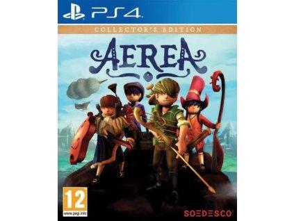 PS4 AereA Collectors Edition