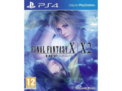 PS4 Final Fantasy X | X-2 HD Remaster