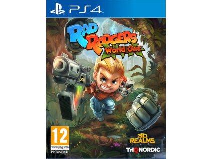 PS4 Rad Rodgers