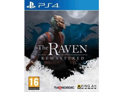 PS4 The Raven Remastered