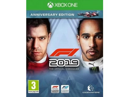 XONE F1 2019