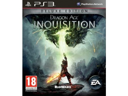 PS3 Dragon Age Inquisition Deluxe Edition