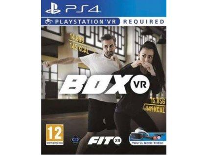 PS4 Box VR