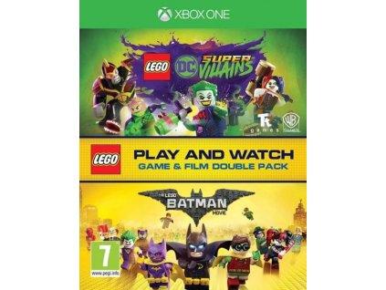 lego dc super villains double pack xone