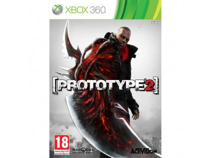 xbox 360 4gb slim console with prototype 2 and a demo [2] 2035 p